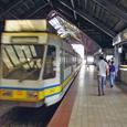 LRT、Vito Cruz駅